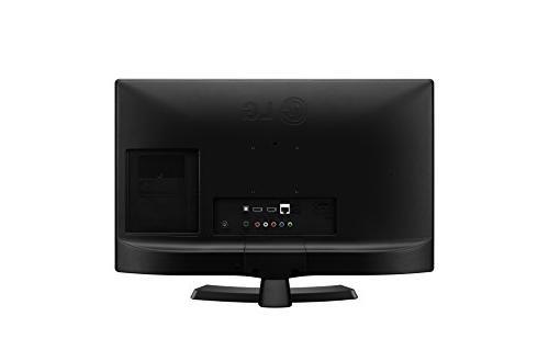 LG 24 Black Smart LED HDTV