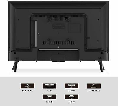 S24 LED HD High Resolution HDMI