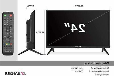 Sansui 720P S24 High Flat Television