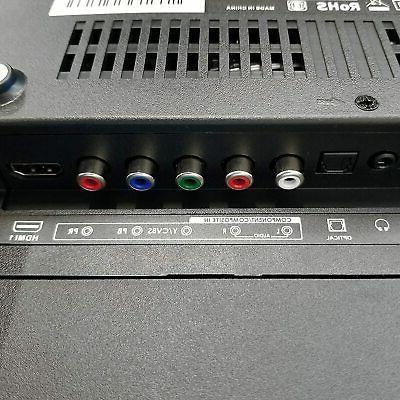 Westinghouse HD LED TV DVD HDMI