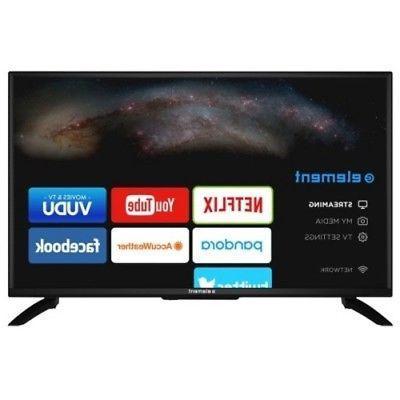 32 720p smart led tv 60hz black