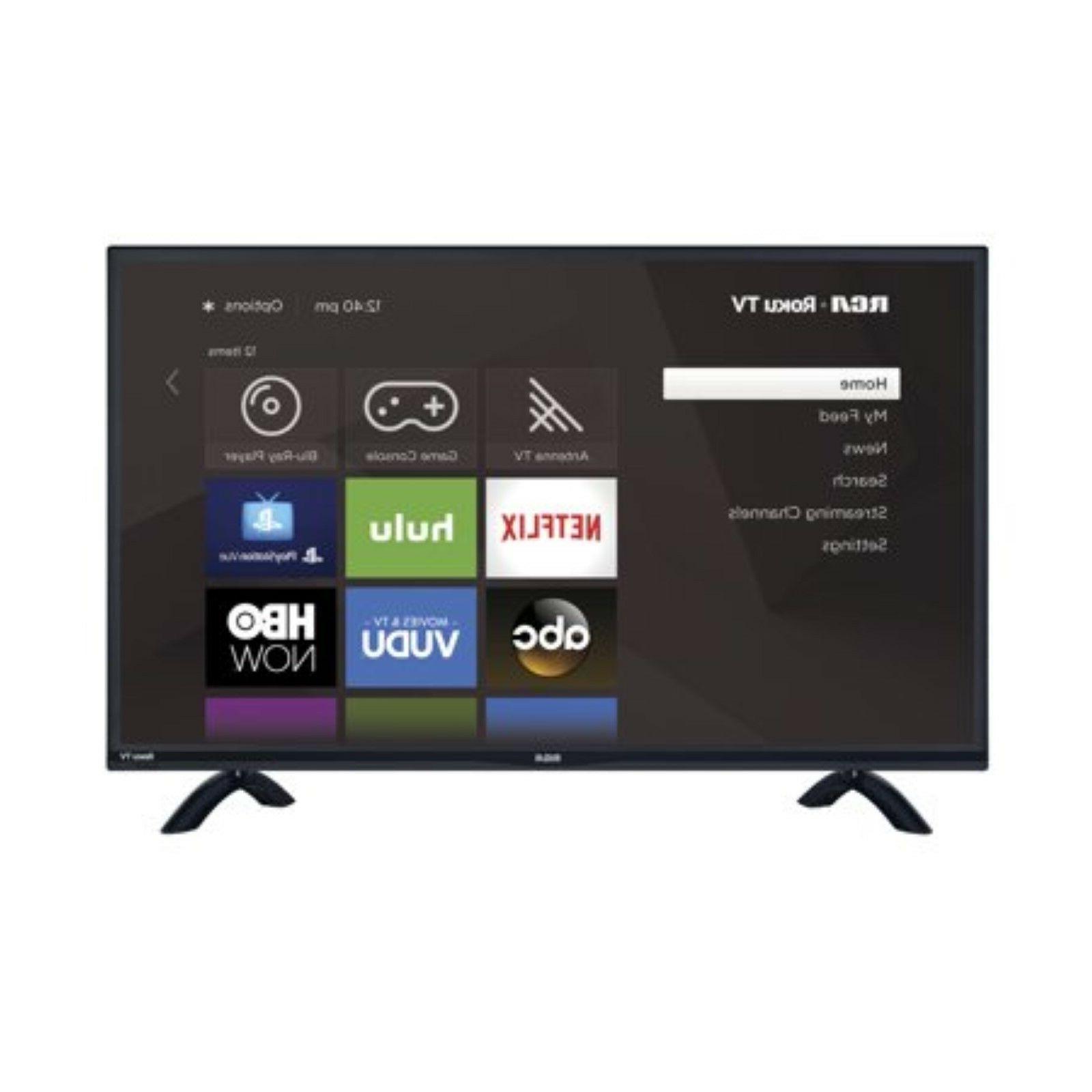 "32"" Roku Smart LED TV Class HD 720P HDTV 60Hz Home Wifi TVs"