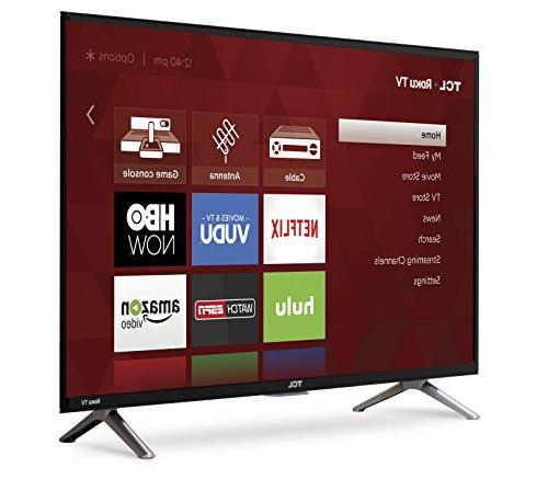 TCL 32-Inch Roku Smart TV