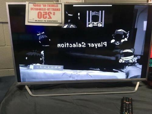 40 class fhd 1080p led tv elfw4017c
