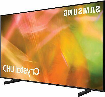 """Samsung 43"""" AU8000 UHD 4K TV - 3 HDMI"""