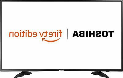 """Toshiba - 43"""" - TV - - with HDR - Fire"""