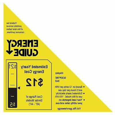 Sceptre LED TV USB Slim Mountable VESA