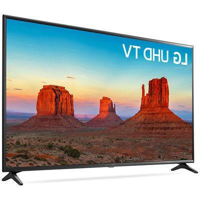 LG 4K HD LED Smart TV Assistant & Alexa