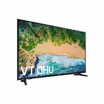 Samsung inch 4K 2160P Smart TV UN43NU6950FXZA HD