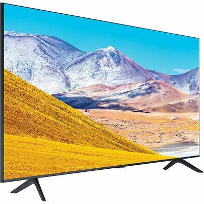 "Samsung TU8000 43"" UHD HDR 4K TV 3 HDMI"