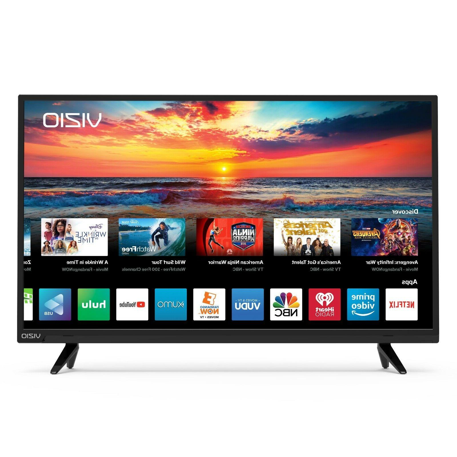 43 Inch Smart TV 1080P Resolution