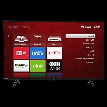 TCL 43S403 UHD HDR Smart LED TV