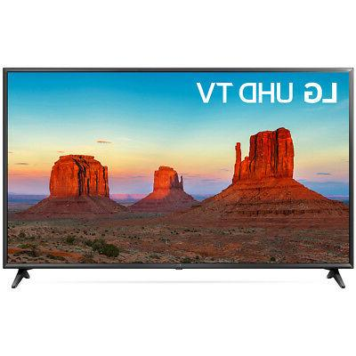 LG 43UK6090PUA 43 Inch Wi-Fi Class 4K HDR Smart LED UHD TV w
