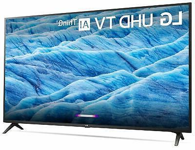 LG 4K Smart TV AI Google Assistant Alexa