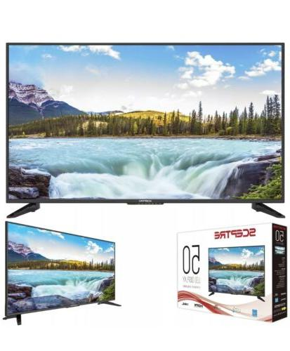 50 inch class fhd television flat screen