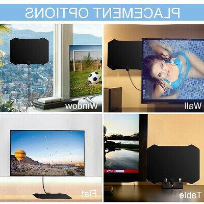5000 HDTV Antenna HD Digital Aerial Signal Amplifier USA