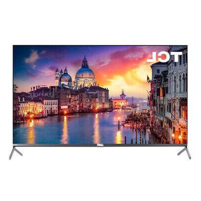 TCL 6-Series 4K QLED Smart TV Bundle