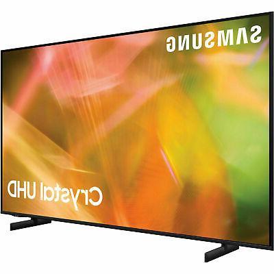 Samsung AU8000 Crystal HDR TV