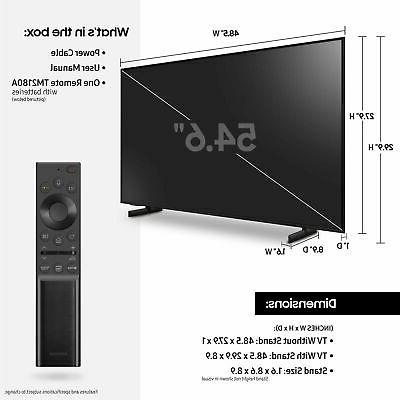 Samsung Crystal UHD HDR TV - 3