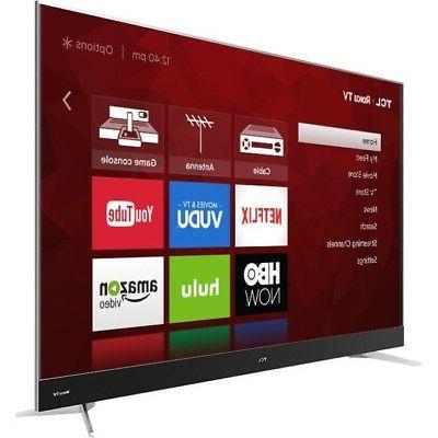 55c807 ultra roku smart tv