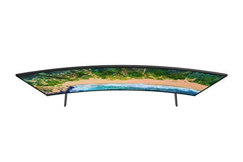 """Samsung UN55NU7300 Curved 55"""" 4K Smart 2018"""