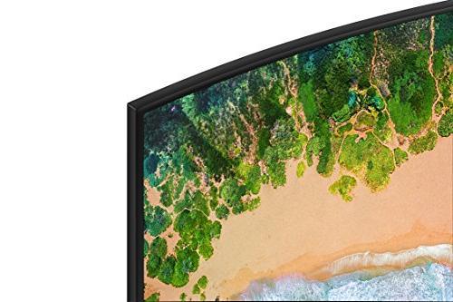 """Samsung UN55NU7300 Curved 55"""" 4K Smart"""