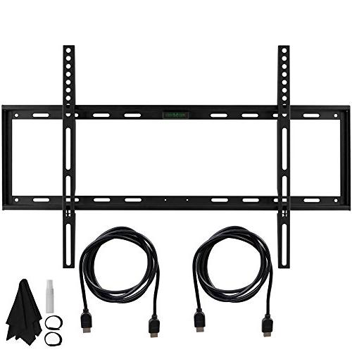 """Samsung 55"""" Smart TV with Wall Mount+Cleaning"""