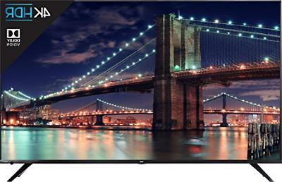 TCL 55R617 55-Inch 4K Ultra HD Roku Smart LED TV 2018 Model