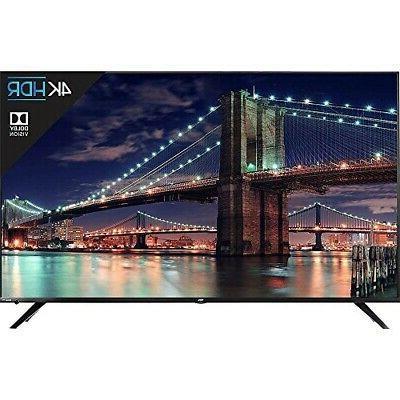 TCL 55R617 4K Ultra Roku LED TV