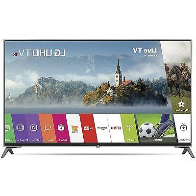 LG 55UJ7700 - 55-inch Super UHD 4K HDR Smart LED TV