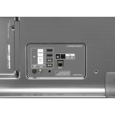 LG HD w/ Assistant & Alexa, 4 x Wi-Fi