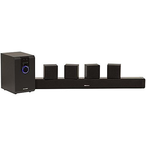 LG Class 4K HDR AI Super TV with Sharper Image Home Theater System Sound Bar & Speakers
