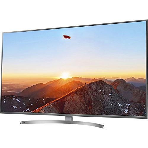 LG 4K HDR Super UHD TV w/ThinQ with Home Sound & Speakers