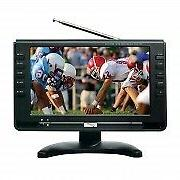 Supersonic 9 Inch Portable Rechargeable Digital LCD TV