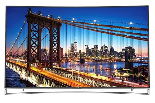 Hisense 65H10B2 Curved 65-Inch 4K Smart ULED TV