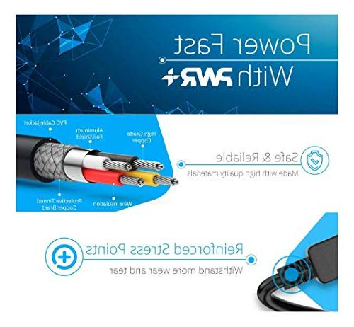 Pwr Prong TV AC Cord Cable: Listed Extra Long Samsung Toshiba Lg Dell Plasma DLP LED Xbox