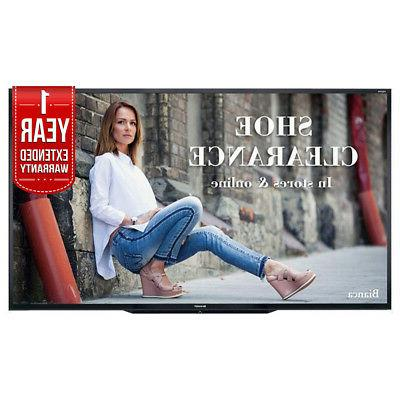 "Sharp 90""-Class 1920X1080 Commercial LCD HDTV Display + 1 Ye"