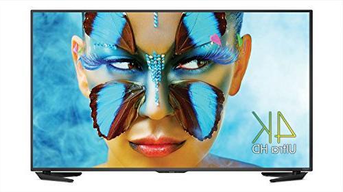 Sharp LC-55UB30U 55-Inch 4K Ultra HD Smart LED TV