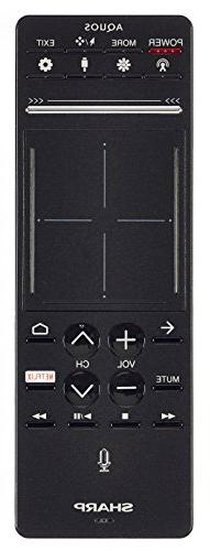 Sharp LC-80UH30U 80-Inch Ultra HD 120Hz LED