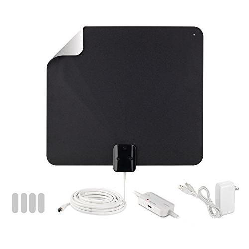 amplified antenna tv