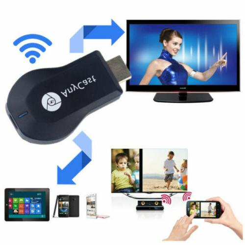 AnyCast WiFi HD HDMI Player Cast Dongle Stick US