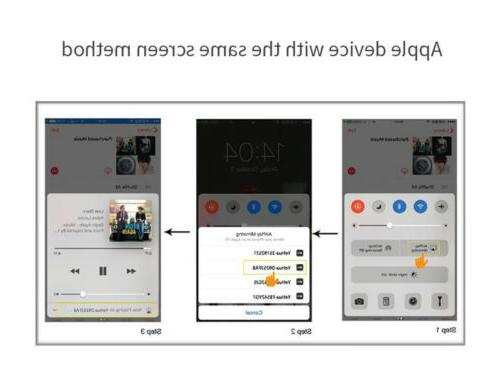 Anycast WiFi Dongle 1080p Airplay Display HDMI