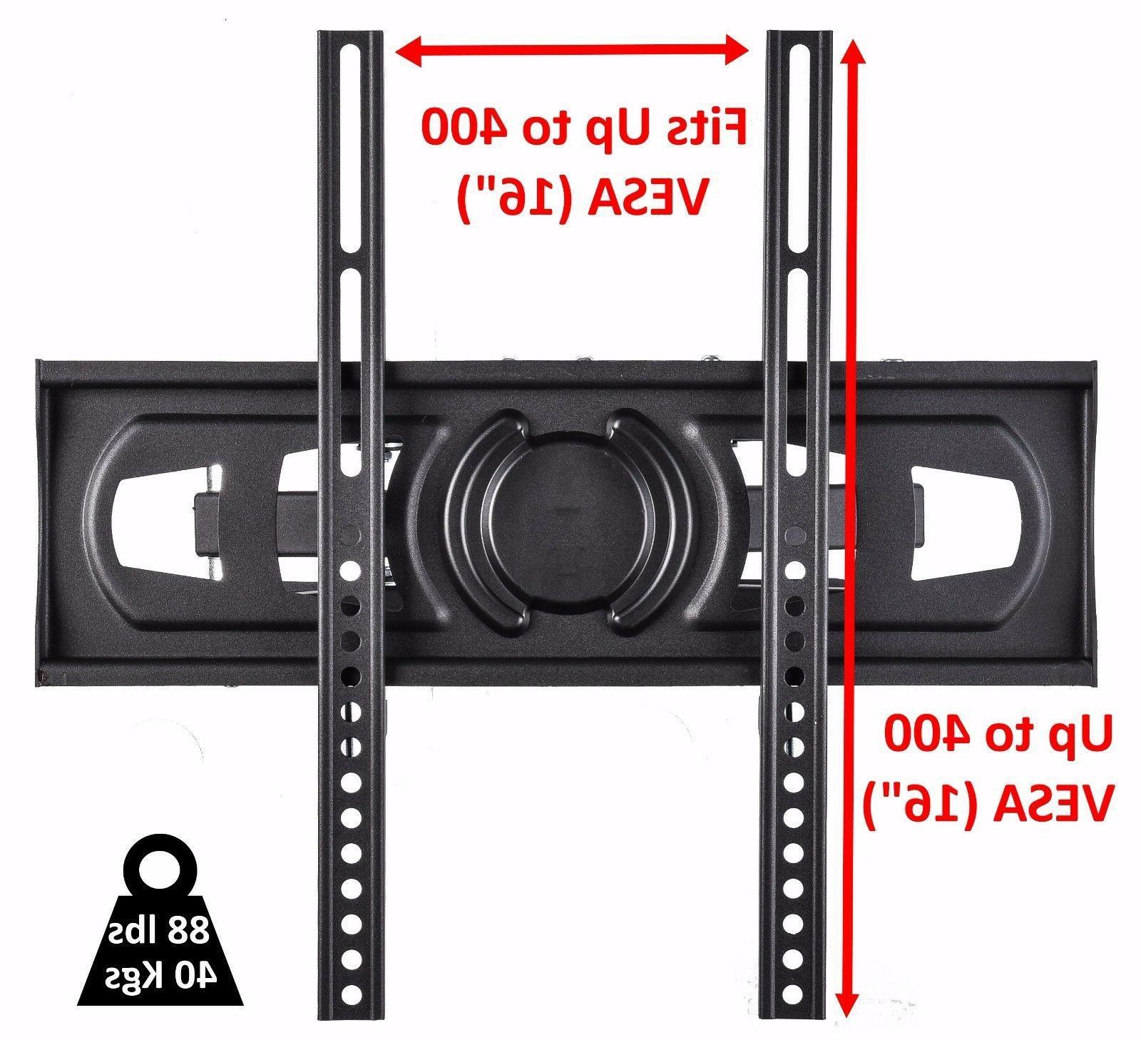 Articulating TV Mount Full Motion Bracket 32-55 Inch