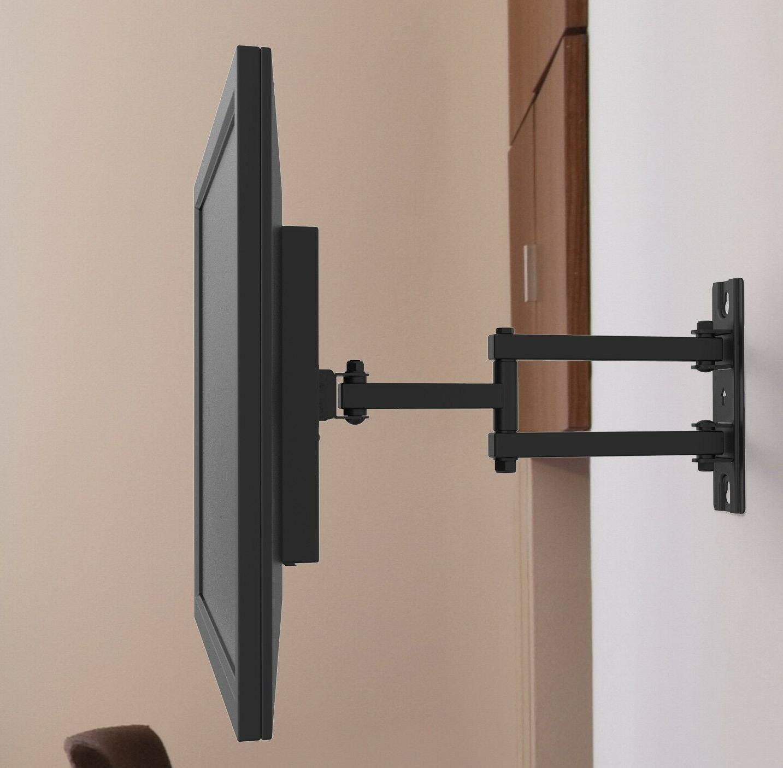 articulating tv bracket tilting swivel wall mount