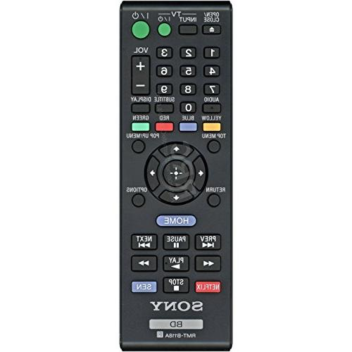 blu ray disc player remote