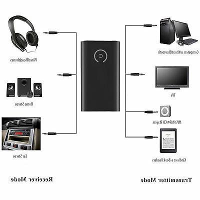 2 1 5.0 Transmitter Receiver Audio Adapter