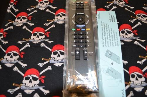 bravia tv remote control rm
