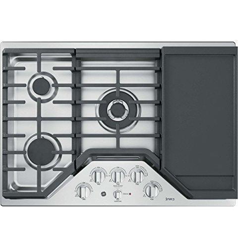 cafe cgp9530slss gas burner cooktop