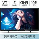 "Magnavox 50"" Class 1080p LED LCD Smart TV"