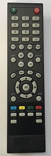Compatible New REMOTE CONTROL FOR SEIKI LCD / LED TV FOR 19""